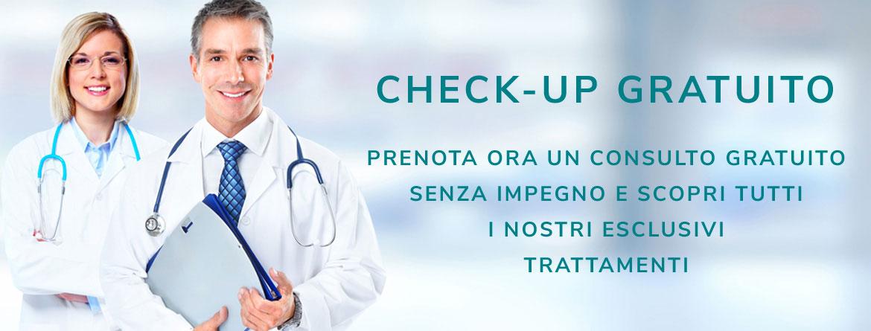 Ottieni checkup gratuito